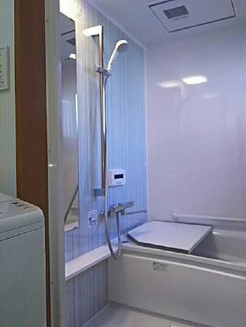 浴室暖房も付けまして、とても快適になりました。