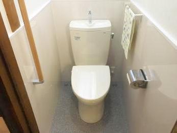 月々3万円でトイレを大改装!!!