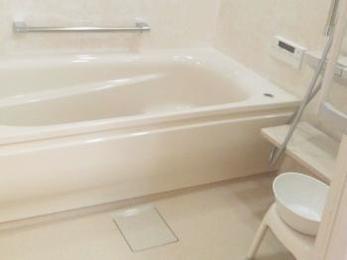 寒いお風呂とはおさらば!温かいお風呂へ変わりました