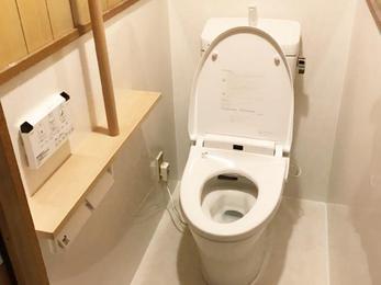 和式トイレが安心して利用できるトイレに生まれ変わります♪