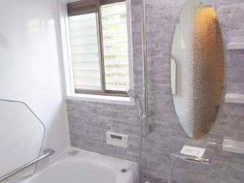 キレイなままを保てる浴室になりました!