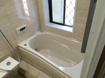 冬に入ってもあたたかい浴室暖房!!