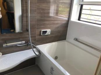 タイルのお風呂を寒くなる前に安心できるお風呂にリフォームしたい!
