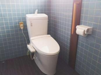 和式トイレリフォームで洋式トイレに!