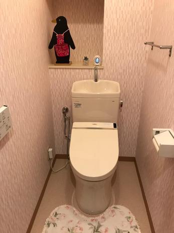 トイレの取替をお値打ちに!!