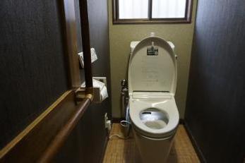 和モダンなお洒落なトイレになりました!